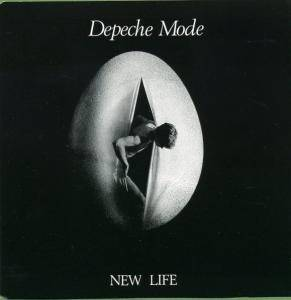 Depeche Mode: New Life - Cover