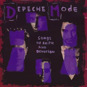 Depeche Mode: Songs Of Faith And Devotion (CD) - Bild 1