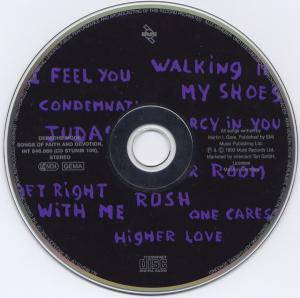 Depeche Mode: Songs Of Faith And Devotion (CD) - Bild 6