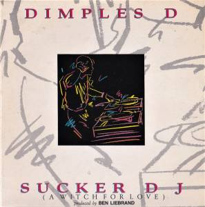 Cover - Dimples D: Sucker DJ (A Witch For Love)
