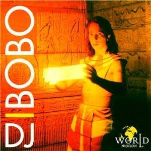 DJ BoBo: World In Motion - Cover