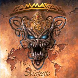Cover - Gamma Ray: Majestic