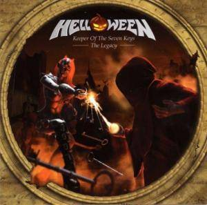 Helloween: Keeper Of The Seven Keys - The Legacy - Cover
