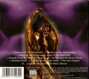 Old Man's Child: Born Of The Flickering (CD) - Bild 2