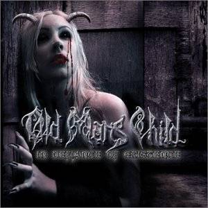 Old Man's Child: In Defiance Of Existence - Cover