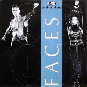 2 Unlimited: Faces - Cover