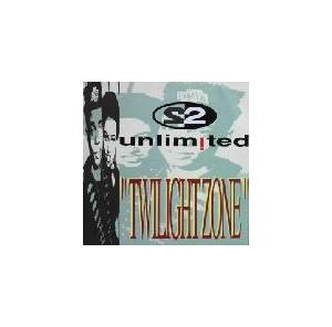 2 Unlimited: Twilight Zone - Cover