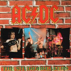 AC/DC: Studiobreakers, The - Cover