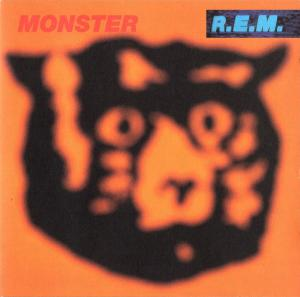 R.E.M.: Monster - Cover