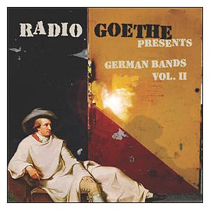 Radio Goethe Presents German Bands Vol. II - Cover