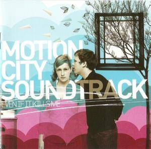 Cover - Motion City Soundtrack: Even If It Kills Me