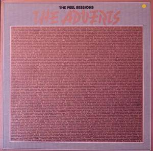 Cover - Adverts, The: Peel Sessions, The