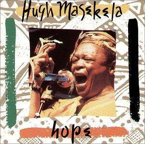Hugh Masekela: Hope - Cover