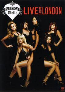 Cover - Pussycat Dolls: Live From London