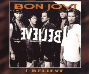 Bon Jovi: I Believe - Cover
