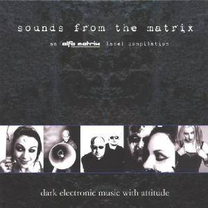 Cover - Tamtrum: Alfa Matrix - Sounds From The Matrix 04