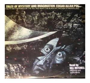 Cover - Edgar Allan Poe: Tales Of Mystery And Imagination