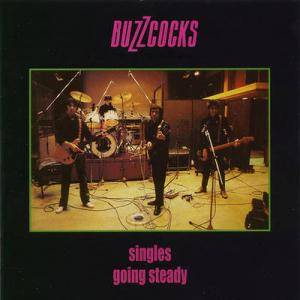Buzzcocks: Singles Going Steady - Cover