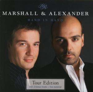 Marshall & Alexander: Hand In Hand - Cover