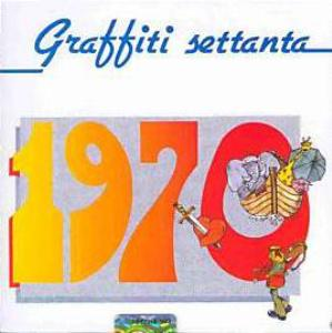 Graffiti Settanta - 1970 - Cover