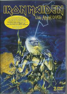 Iron Maiden: Live After Death (2-DVD) - Bild 2