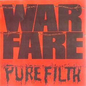 Warfare: Pure Filth - Cover