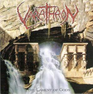 Varathron: Lament Of Gods, The - Cover