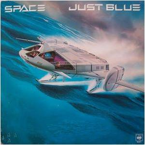Cover - Space: Just Blue