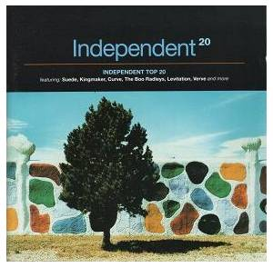 Cover - Spitfire: Independent Top 20 Vol 15