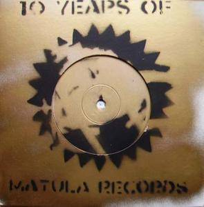 Cover - NEIN NEIN NEIN: 10 Years Of Matula Records