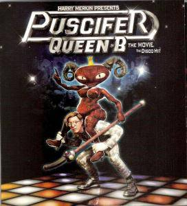 Cover - Puscifer: Queen B.