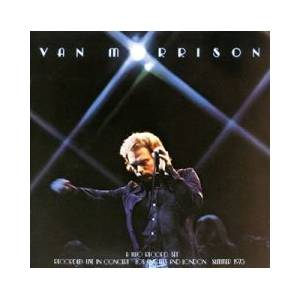 Van Morrison: ..It's Too Late To Stop Now... - Cover
