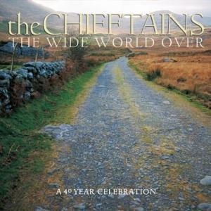 Chieftains, The: Wide World Over, The - Cover