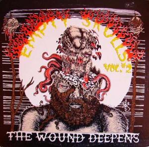 Empty Skulls Vol. 2 - The Wound Deepens - Cover