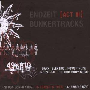 Cover - [X]-RX: Endzeit Bunkertracks [Act III]