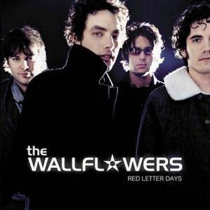 The Wallflowers: Red Letter Days - Cover