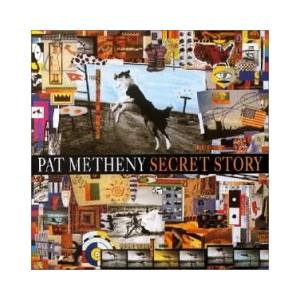 Pat Metheny: Secret Story - Cover