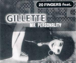 Cover - 20 Fingers Feat. Gillette: Mr. Personality