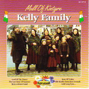 The Kelly Family: Mull Of Kintyre - Cover