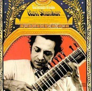 Cover - Ravi Shankar: Sounds Of India, The
