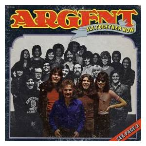 Argent: All Together Now - Cover