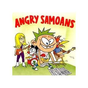 Cover - Angry Samoans: 90's Suck And So Do You, The