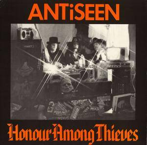 Cover - Antiseen: Honour Among Thieves