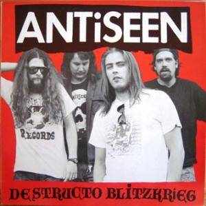 Cover - Antiseen: Destructo Blitzkrieg