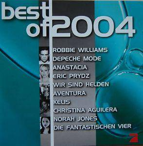 Best Of 2004 - Cover