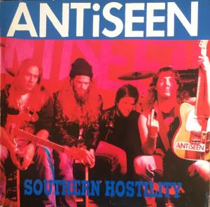 Cover - Antiseen: Southern Hostility