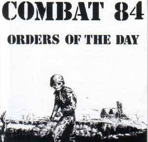 Cover - Combat 84: Orders Of The Day