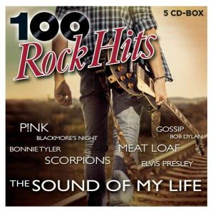 100 Rock Hits - The Sound Of My Life - Cover