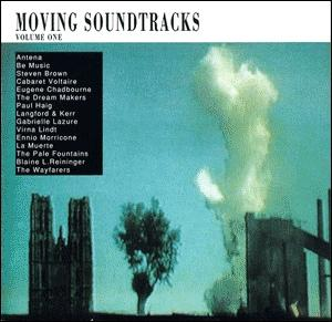 Moving Soundtracks (Volume One) - Cover