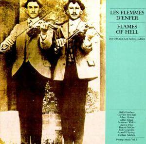 Les Flemmes D'Enfer - Flames Of Hell - Cover